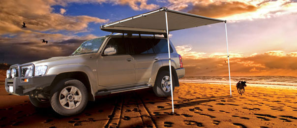 4wd Rapid Wing Wraparound Awning 100 Australian Made Wrap